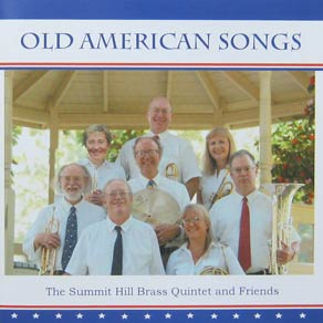 Old American Songs CD cover